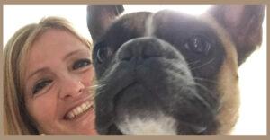 Una bella storia d'amore… con un Bulldog Francese!